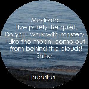 Life Balance   Meditate!